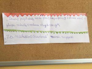Mój Ulubiony Cytat Z Książki Szkoła Podstawowa Nr 99